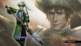 Warriors Orochi 3 Ultimate-Orochi's End (Normal) LV1 Challenge v2 w/Ina, Ma Dai, and Xiahou Dun-PS4