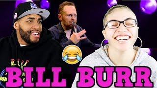 MY DAD REACTS TO Bill Burr Epidemic of gold digging whores REACTION
