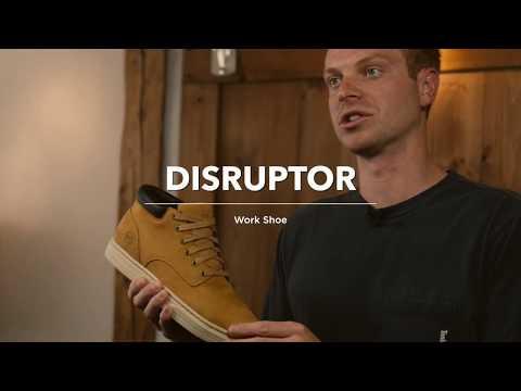 277fedb2cba Timberland PRO Disruptor Work Shoe - YouTube