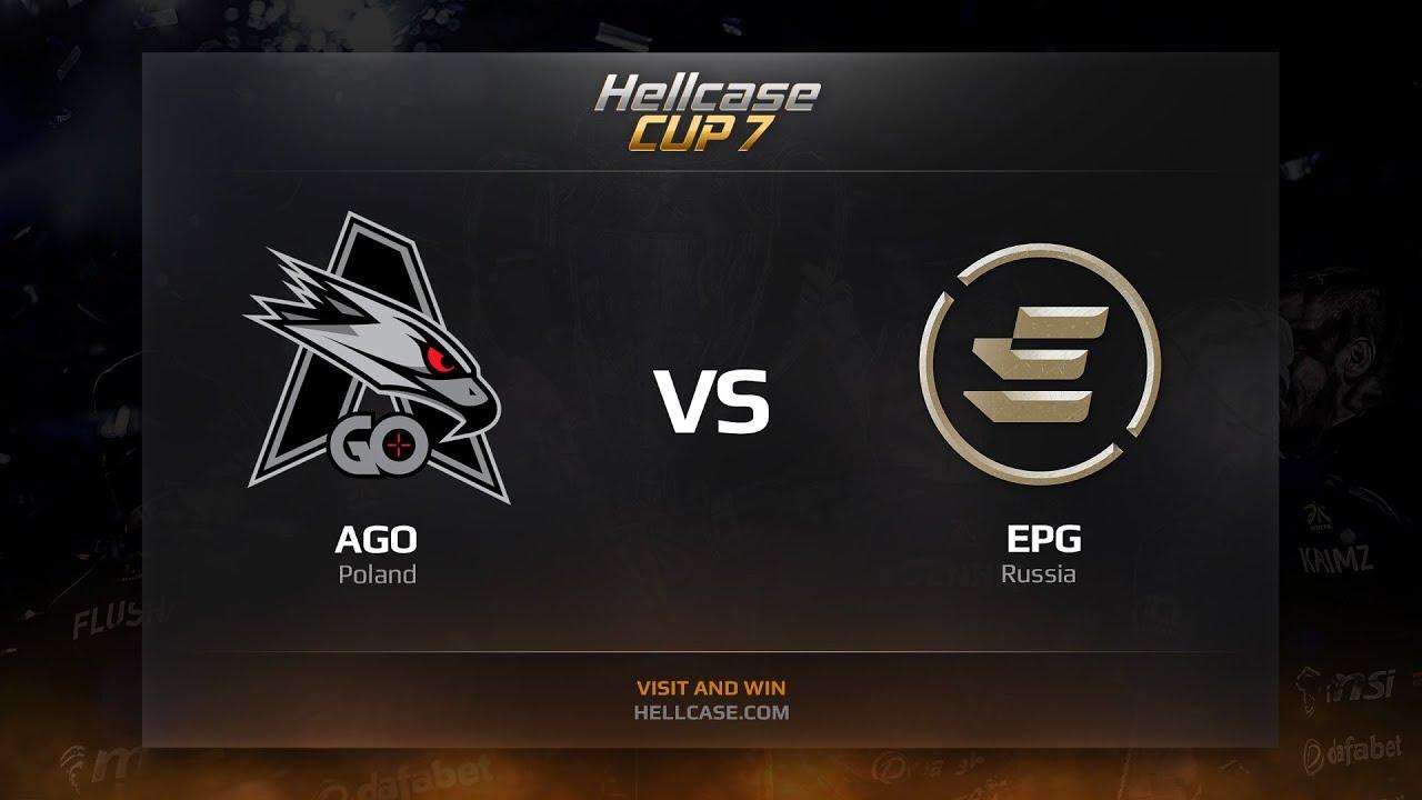 AGO vs EPG, HellCase Cup Season 7