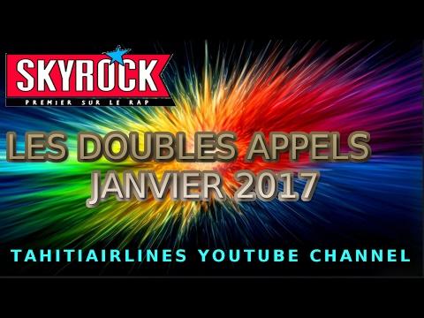 DOUBLE APPEL DE SKYROCK JANVIER 2017 & BONUS