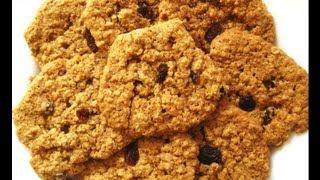 Oatmeal Raisin Cookies (eggless) - Eggless Baking Recipes