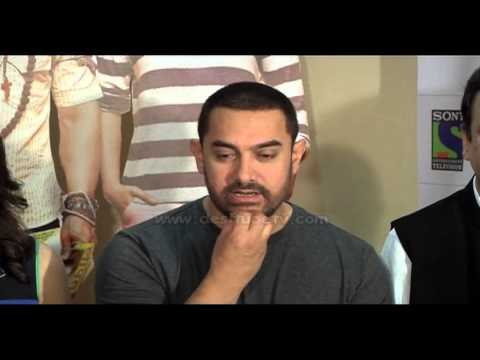 Aamir Khan: Movie 'PK' Is Connected With Human Beings