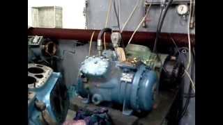 Перемотка электродвигателя Frascold S 15 51(Устранение дефектов: пробой обмотки статора электродвигателя на корпус. Витковое замыкание. Метод устране..., 2014-09-12T08:00:23.000Z)
