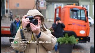 """Raidījums """"Latvijas stāsti. Personības"""" - 03.12. plkst.  21:30"""