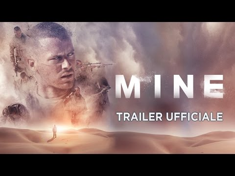 Mine (Armie Hammer, Annabelle Wallis) - Trailer italiano ufficiale [HD]