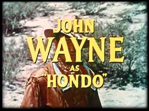Hondo is listed (or ranked) 39 on the list The Best Western Movies
