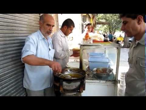 Shiraz | Falafel | Travel to Iran 2012 | Go Backpacking | Trip to Persia
