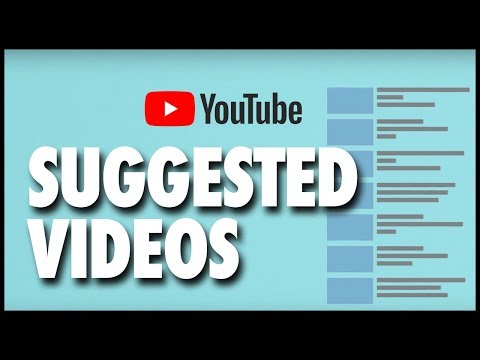 How YouTube's Suggested Videos Work