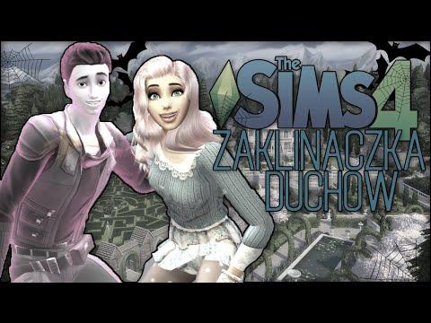 The Sims 4. Zaklinaczka Duchów. Odc.1