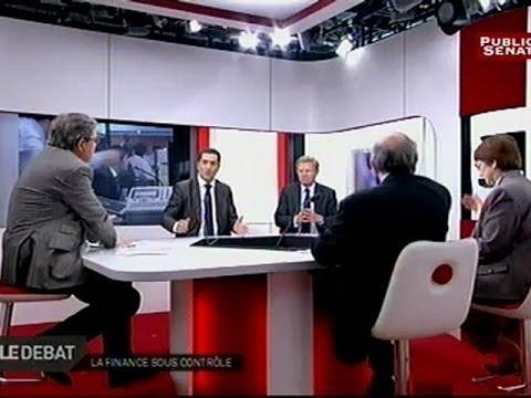 Comment contrôler la finance ? - Le débat (14/04/2012)