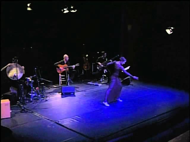 Nick Perrin Flamenco Jazz Quartett