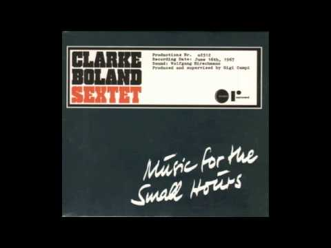 The Kenny Clarke - Francy Boland Sextet - Please Don't Leave
