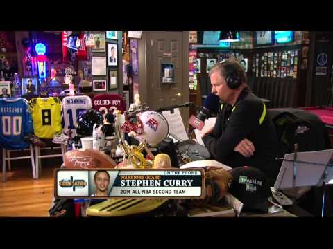"""""""Better offensive player than LeBron"""" - Stephen Curry on the Dan Patrick Show (FULL)"""