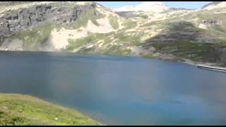 Lac Agnel Piemonte National Park Gran Paradiso