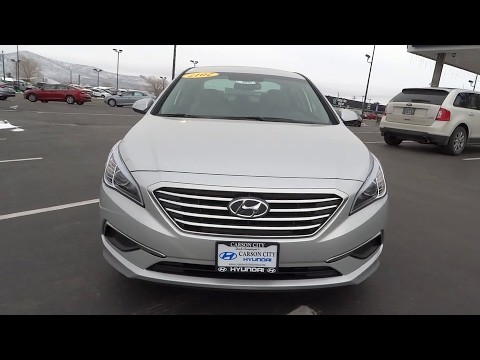 Capital Ford Carson City >> 2017 Hyundai Sonata Carson City, Reno, Northern Nevada