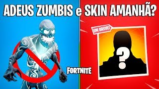 FORTNITE-END of the EVENT and SECRET SKIN TOMORROW?