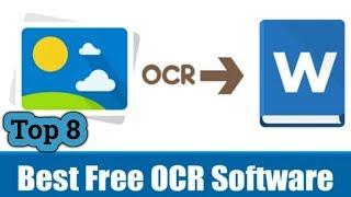 Robert Zöchling  org : OCR — Texterkennung