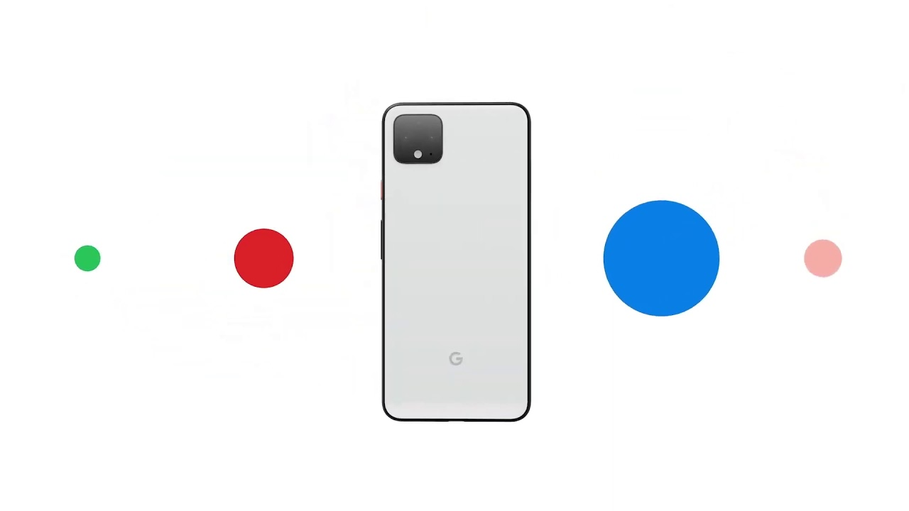 Introduction Google Pixel 4 - A phone made the Google way