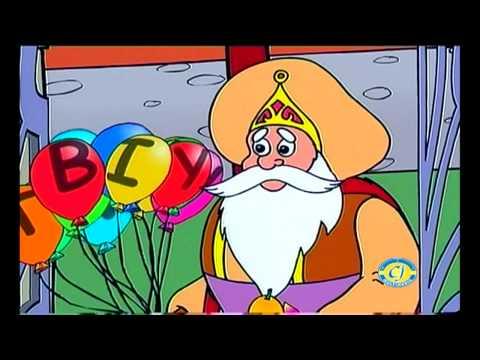 ਚਲੋ ਪੰਜਾਬੀ ਸਿਖੀਏ Let's Learn Punjabi Animation Punjabi Film HD Part 3