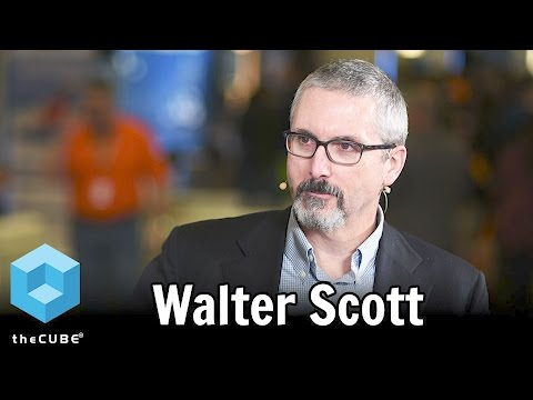 Walter Scott | AWS re:Invent 2016