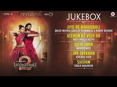 Baahubali 2 The Conclusion   Full Movie Audio Jukebox   Prabhas & Anushka Shetty   M M Kreem   HINDI