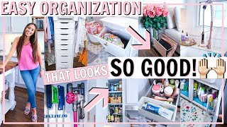 ORGANIZE YOUR LIFE!💥TIPS EVERYONE SHOULD KNOW TO ORGANIZE FAST!✔️ | Alexandra Beuter