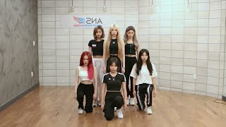 [ANS - BOOM BOOM] dance practice mirrored