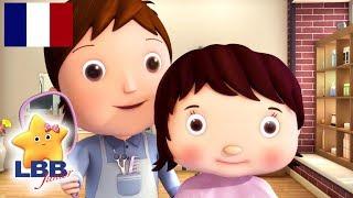 Aller Chez Le Coiffeur   Comptines   Little Baby Bum Junior en Français   Chansons