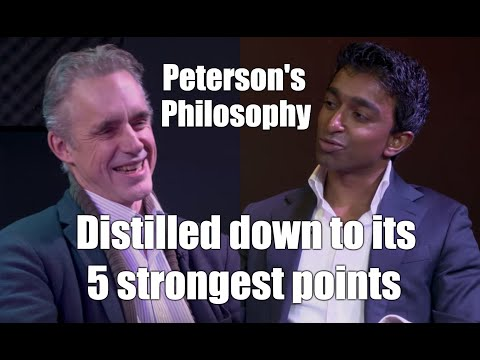 "Full video: Jordan Peterson on the Channel 4 Controversy and Philosophy of ""How to be in the World"""