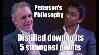"Jordan Peterson's Philosophy of ""How to be in the World"" distilled down to its 5 strongest points"