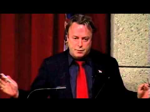 Christopher Hitchens - Jefferson, Bush and US Wars in the Middle East