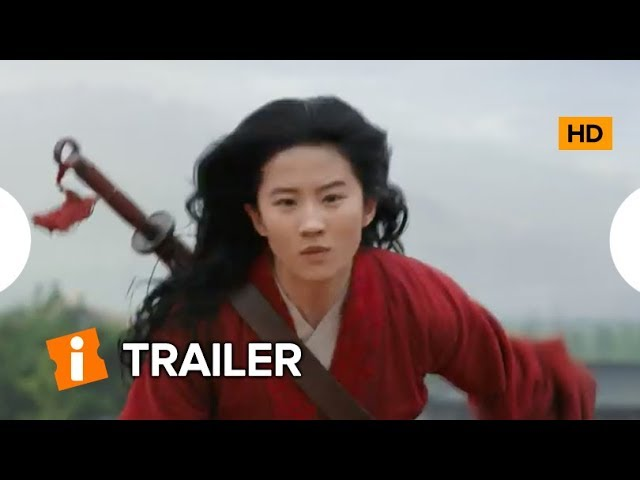 Mulan   Trailer Legendado
