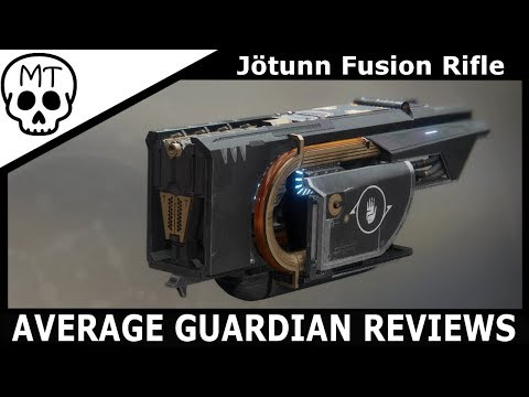 Jotunn - Exotic Fusion Rifle | Extremely Powerful | Destiny 2 thumbnail