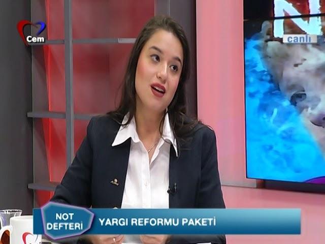Atakan Sönmez İle Not Defteri // Av. Hazal Mintaş - Av. Yusuf Ergüven (06 Kasım 2019)