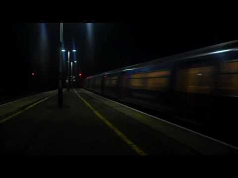 Cricklewood MML Night Trains 04/01/10