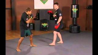 Mixed Martial Arts | Advanced | Ground and Pound Defenses | Punching At Angles