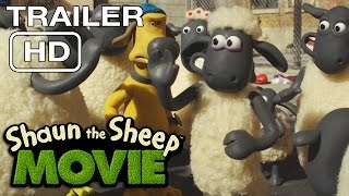 Shaun The Sheep - Second Teaser Trailer