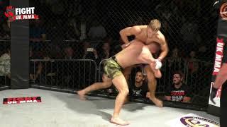 Fight UK MMA Baptism of Fire Tyler V Hepworth