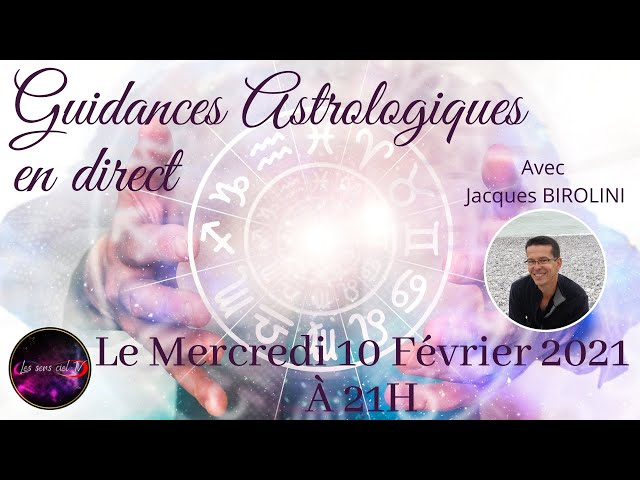 Guidances astrologiques en direct