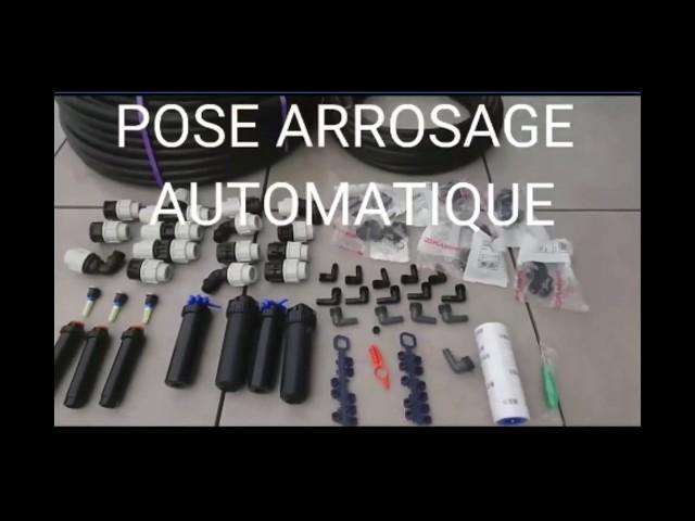 Reparation Arrosage Automatique