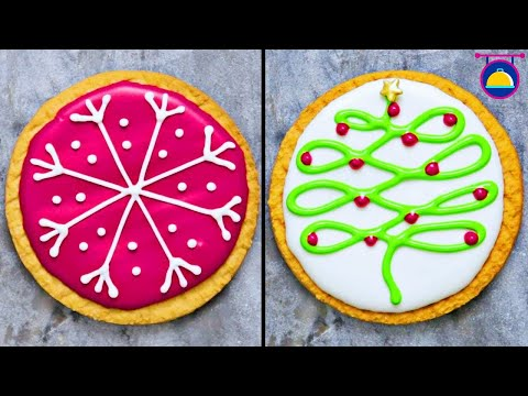 Easy Cookie Ideas For Christmas 2018 | DIY Holiday Cookies With Deli Wow