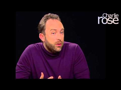 Jimmy Wales predicts Wikipedia