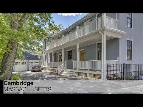 Video of 132 Rindge Avenue | Cambridge Massachusetts real estate & homes by Ann Cohen