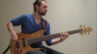 "Jaco Pastorius Big Band ""HAVONA"" - Cover By Ed Izhakovskiy"