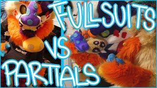 FULLSUITS VS PARTIALS !!