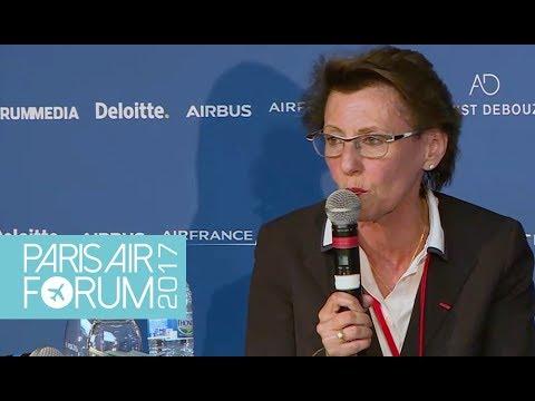 PARIS AIR FORUM   Jusqu'où la consolidation dans l'aéronautique ?