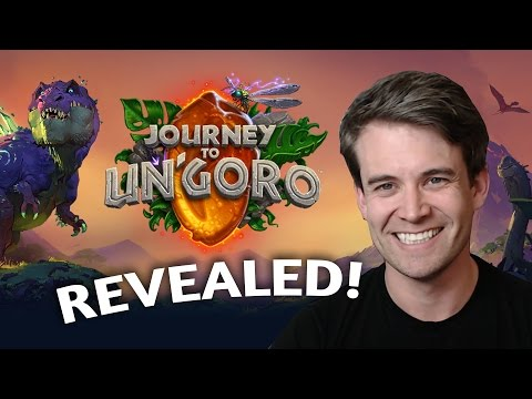(Hearthstone) Journey To Un'Goro: Initial Thoughts