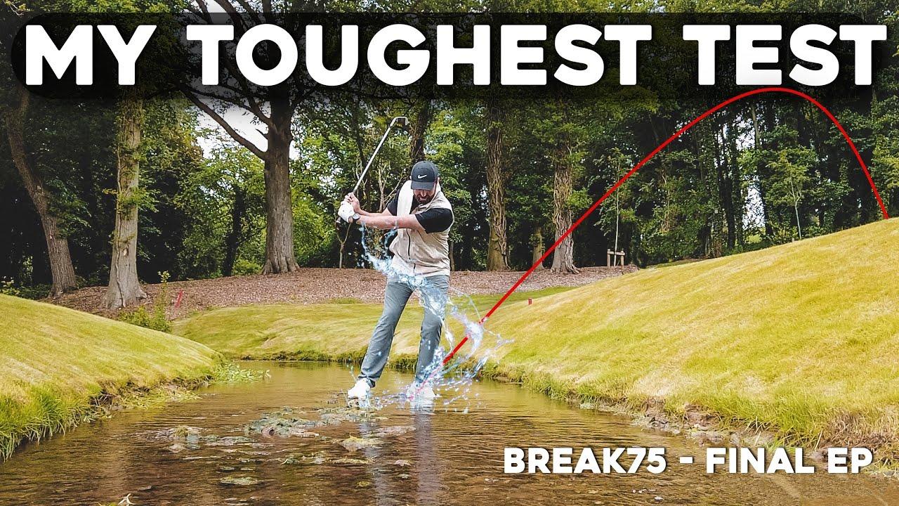 Download 630 YARD PAR 5 - VERY HARD golf course! #Break75 EP12