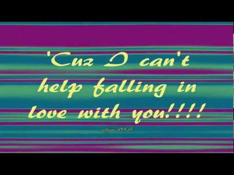 Can't Help Falling in Love (lyrics)  -  F4